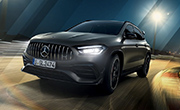 Explore the Mercedes-AMG range